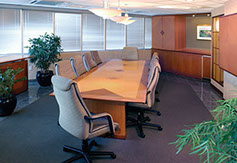 Carvill Insurance Services, Boardroom